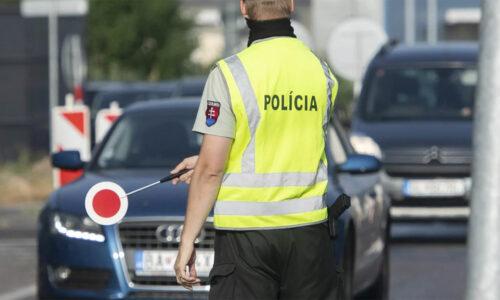 Polícia na hraniciach