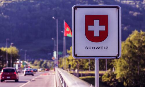 Švajčiarska hranica